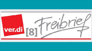 Logo zum Freibrief der dju NRW