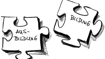 Puzzlesteine Ausbildung - Bildung