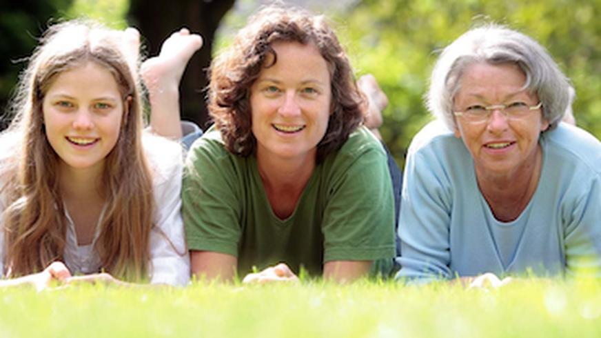Abbildung Personengruppe Frauen