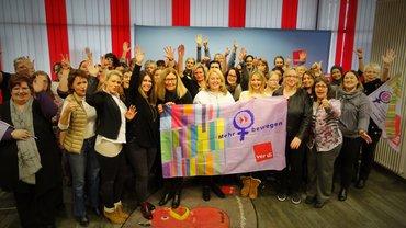 Frauenkonferenz des Landesfachbereichs 9 NRW am 25.01.2018