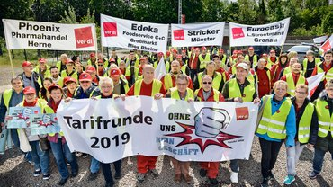Streik GAH