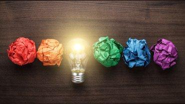 Licht Energie Ergebnis Abschluss Idee
