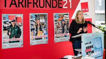 Handel, NRW, Tarifrunde 2021, Groß- und Außenhandel, Tarifkommission,