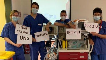 ITS der Helios Klinik Schkeuditz