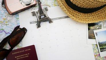 Urlaubsplanung
